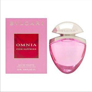 Bvlgari Omnia Pink Sapphire The Jewel Charm